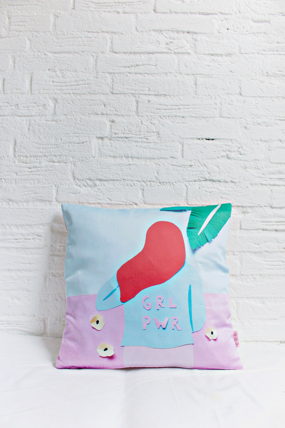GRL PWR Cushion Cover Collection