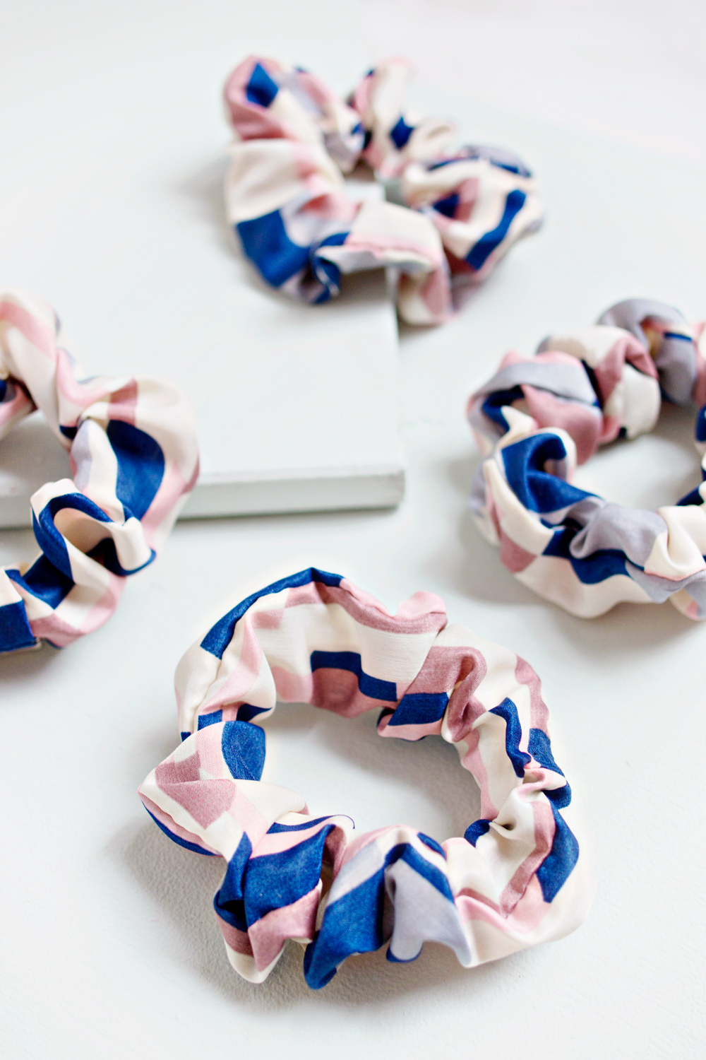 Hair Scrunchie - Pastel